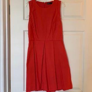 Coral Gap dress